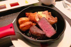 グルメリポート~ダイニング&バー アプローズ/ホテル最上階の絶景レストランで肉盛り企画!~