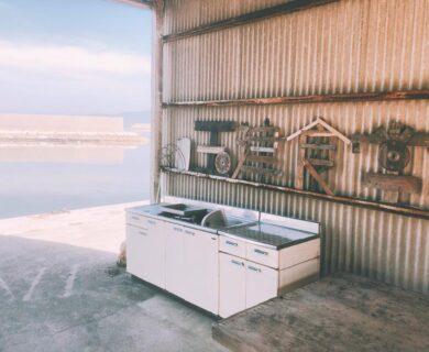 グルメリポート~玉津食堂/目の前の海で獲れた新鮮な魚貝類がそのまんま日替り定食に!~